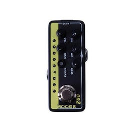 Image for 002 UK Gold 900 Micro Preamp Pedal from SamAsh