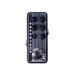 Image for 009 Blacknight Preamp Pedal from SamAsh
