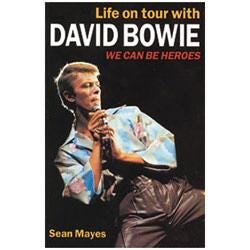 Image for Life On Tour With David Bowie: We Can Be Heroes from SamAsh