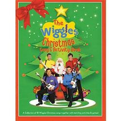 Image for Wiggles Christmas Song and Activity Book from SamAsh