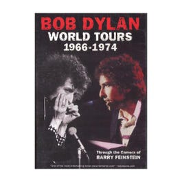 Image for Bob Dylan: World Tours 1966-1974 (DVD) from SamAsh