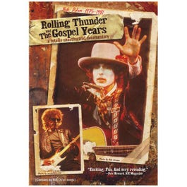 Image for Bob Dylan 1975-1981 Rolling Thunder and the Gospel Years from SamAsh