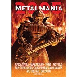 Image for Metalmania 2005 (DVD) from SamAsh