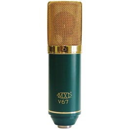 Image for MXLV67G Condenser Microphone from SamAsh