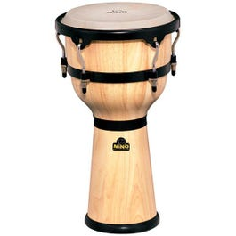 """Image for 10"""" Wood Djembe (Natural) from SamAsh"""