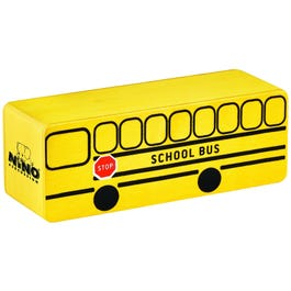 Nino Percussion Birch Wood School Bus Shaker