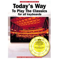 Image for Today's Way To Play The Classics By Dr. Bugs Bower from SamAsh