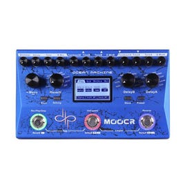 Image for Ocean Machine Devin Townsend Signature Delay/Reverb Effects Pedal from SamAsh