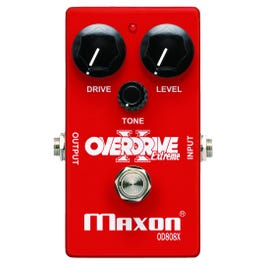 Image for OD808X Overdrive Extreme Guitar Effects Pedal from SamAsh