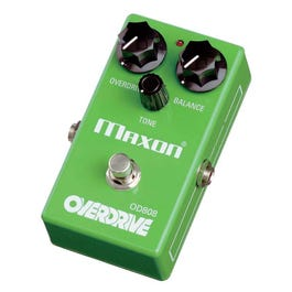 Image for OD808 Overdrive Guitar Effects Pedal from SamAsh
