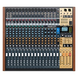 Image for Model 24 Digital/Analog Hybrid Mixer with Multi-Track Recorder from SamAsh
