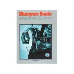 Image for Bluegrass Banjo Book & CD from SamAsh