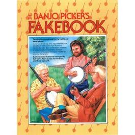 Image for The Banjo Picker's Fakebook from SamAsh