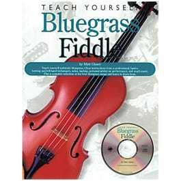 Image for Teach Yourself Bluegrass Fiddle Book & CD from SamAsh