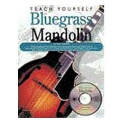 Image for Teach Yourself Bluegrass Mandolin from SamAsh