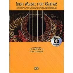 Image for Irish Music for Guitar (Book and CD) from SamAsh
