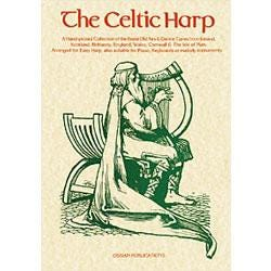 Image for The Celtic Harp (Book and CD) from SamAsh