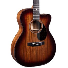 Image for OMC-16E Burst Acoustic-Electric Guitar from SamAsh