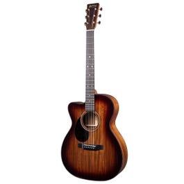 Image for OMC-16EL Burst Left-Handed Acoustic-Electric Guitar from SamAsh