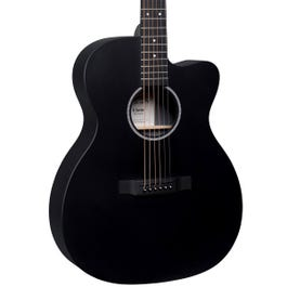 Image for X Series OMC-X1E Black Acoustic-Electric Guitar from SamAsh