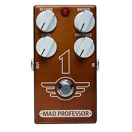 Image for 1 Brown Sound Overdrive Effects Pedal from SamAsh