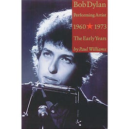 Image for Bob Dylan Performing Artist Volume 1 (The Early Years 1960-1973) from SamAsh