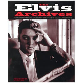 Image for The Elvis Archives (Hardcover) from SamAsh
