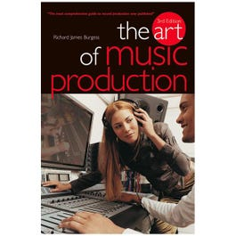 Image for The Art Of Music Production 3rd Edition from SamAsh