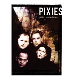 Image for The Pixies And Frank Black from SamAsh