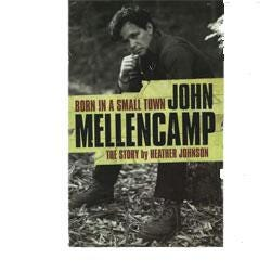 Image for Born In A Small Town John Mellencamp from SamAsh