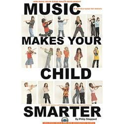 Image for Music Makes Your Child Smarter (Book and CD) from SamAsh