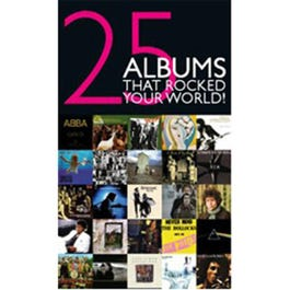 Image for 25 Greatest Albums That Shook The World (Paperback) from SamAsh