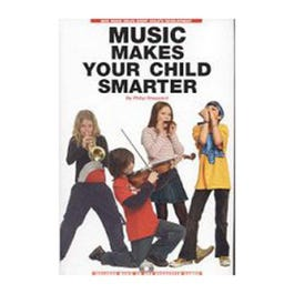 Image for Music Makes Your Child Smarter (Paperback) from SamAsh