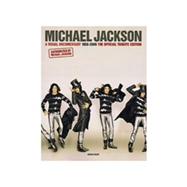 Image for Michael Jackson - A Visual Documentary 1958-2009 from SamAsh