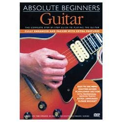 Image for Absolute Beginners Guitar DVD from SamAsh