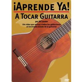 Image for ¡Aprende Ya! A Tocar Guitarra (DVD) from SamAsh