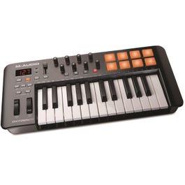 Image for Oxygen 25 MKIV 25-Key MIDI Controller from SamAsh