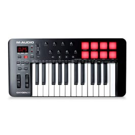 M-Audio Oxygen 25 (MKV) USB MIDI Keyboard Controller