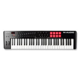 M-Audio Oxygen 61 (MKV) USB MIDI Keyboard Controller