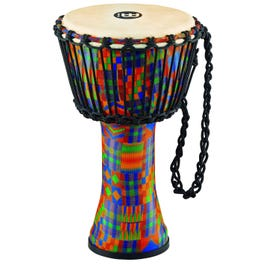 """Image for 8"""" Travel Series Roped-Tuned Djembe w/ Synthetic Head (Kenyan Quilt Finish) (Open Box) from SamAsh"""