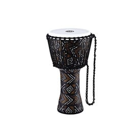 """Image for 12"""" Travel Series Rope Tuned Djembe with Synthetic Head - Kanga Sarong from SamAsh"""