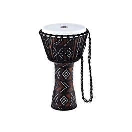 """Image for 10"""" Travel Series Rope Tuned Djembe with Synthetic Head - Kanga Sarong from SamAsh"""