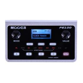 Mooer Audio PE100 Portable Guitar Multi-Effects Processor