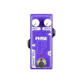 Malekko Heavy Industry Omicron Series PHASE Analog Phase Shift Guitar Effect Pedal