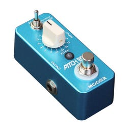 Image for Micro Pitch Box Harmony Detune Pitch Shift Guitar Effects Pedal from SamAsh