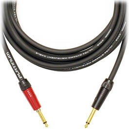 Image for Platinum Guitar/Instrument Cable (Assorted Lengths) from SamAsh