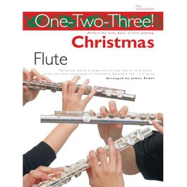 Image for One-Two-Three! Christmas – Flute from SamAsh