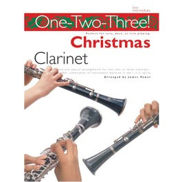 Image for 1-2-3 Christmas: Clarinet from SamAsh