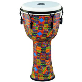 """Image for 12"""" Travel Series Mechanically Tuned Djembe w/ Synthetic Head (Kenyan Quilt Finish) (Open Box) from SamAsh"""