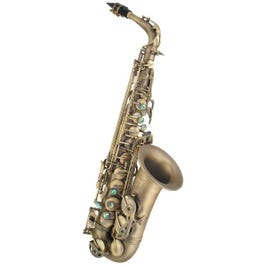 Image for PMXA67R Alto Saxophone (Vintage Dark Lacquer) from SamAsh
